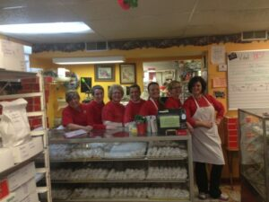 Paczki day North Branch Bakery